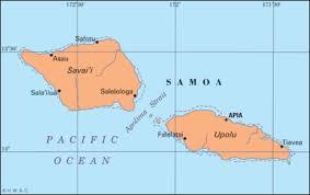 samoa in world map worldpress org samoa profile