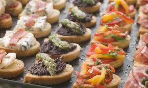 m fr canapes delicious easy to canapés your guests will smart tips
