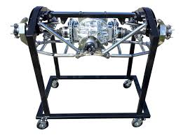 car rear suspension information heidts rod and muscle car