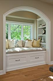 How To Decorate A Master Bedroom 25 Best Window Seats Ideas On Pinterest Bay Windows Window