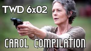 Carol Twd Meme - walking dead 6x02 carol compilation youtube