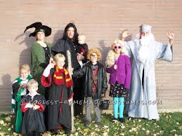 Adam Family Halloween Costumes by Best 25 Harry Potter Family Costume Ideas On Pinterest