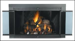 fireplace screens for gas fireplaces fireplace screens for gas fireplaces
