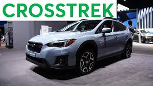 subaru crosstrek custom wheels 2018 subaru crosstrek preview consumer reports youtube
