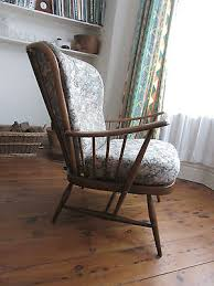 Ercol Armchair Cushions Ercol Collection On Ebay