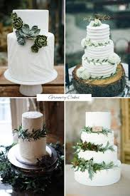 wedding cake greenery 5 wow wedding cake trends for 2017 mrs2be