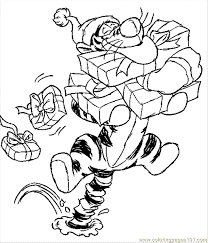 7 stmas disney coloring pages 3 coloring free tiger