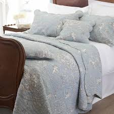 Gold Quilted Bedspread Home Home Textiles Bedding Rose Garden Quilted Bedding Collection