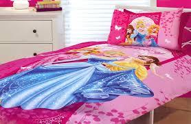 Princess Duvet Cover Disney Princess Quilt Cover Set Disney Princess Bedding Kids