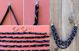 shirt necklace tutorial images Believe it or not a t shirt necklace is really easy to make jpg