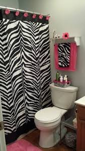zebra bathroom ideas s perfectly pink bathroom in our new home bathroom