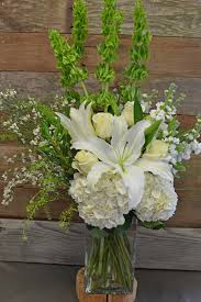 How To Arrange Flowers In A Tall Vase Salina Florist Flower Delivery By Lauren Quinn Flower Boutique