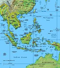 map of equator maps of the philippines different areas