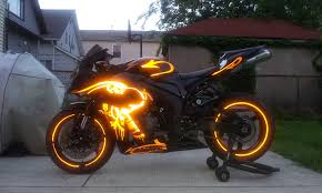 2008 honda cbr rr 2007 black and orange reflective graffiti cbr600rr u2013 ridecbr com