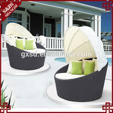 rattan round sofa bed rattan round sofa bed suppliers and