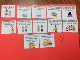 why did the pilgrims celebrate the first thanksgiving mrs megown u0027s second grade safari the first thanksgiving with