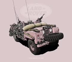 sas land rover land rover siia sas pink panther