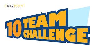 Team Challenge The Bidpoint 10 Team Challenge Bidpoint Co