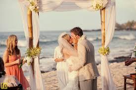 Bamboo Chuppah Draped Bamboo Chuppah With Floral Accents Beach Wedding Four