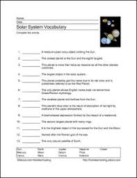types of energy worksheets physical science and
