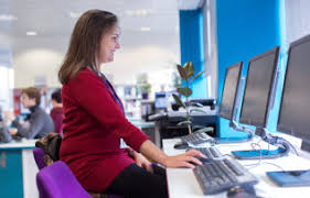 What Does A Help Desk Person Do Information And Communication Technologies Administration And