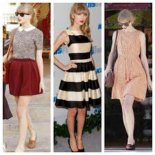 taylor swift style and dresses your glamour