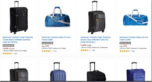 amazon cashback black friday 50 off on american tourister bags u0026 luggage 10 further cashback
