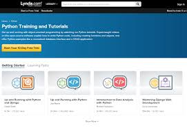 online tutorial like lynda best way to learn python free resources tutorials ebooks