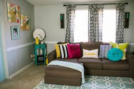 Mobile Home Interior Walls by Mobile Home Living Room Reveal Re Fabbed
