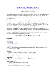 Resume Format For Mechanical Examples Of Resumes The Most Awesome Mechanical Engineer Resume