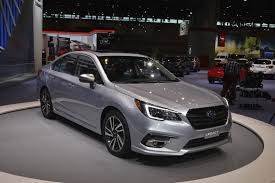 subaru legacy 2017 sport 2017 chicago auto show photo update u2013 2018 subaru legacy looks