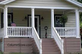 front porch posts best 25 ideas on pinterest columns 10 house