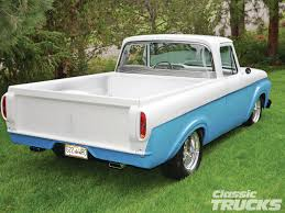 Ford F100 1975 1961 Ford F 100 Rod Network