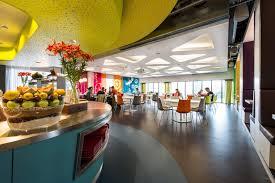 Google Headquarters Interior Dock Food Dock Food Restaurant Leisure Architecture