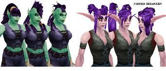 Warcraft Halloween Costume Hidden Hairstyles Warcraft Forums