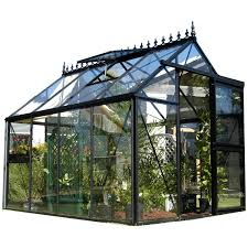 Greenhouses For Backyard The Line Of Exaco Small Backyard Greenhouses