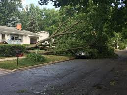 Bwl Outage Map Storm Hits Mid Michigan Leaving Many Without Power