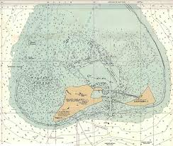 Dte Map Midway Island Command United States Navy 7 12 1941