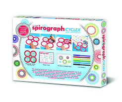 kahootz spirograph cyclex design set other multicoloured