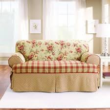 buy sure fit t cushion slipcovers from bed bath u0026 beyond