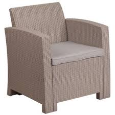 black rattan chair wayfair
