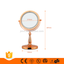 Wall Mounted Magnifying Mirror 10x 20x Magnifying Mirror With Light 20x Magnifying Mirror With Light