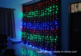 china christmas waterfall curtain lights led decoration light