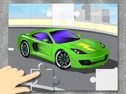 puzzle automobili sportive monster truck giochi