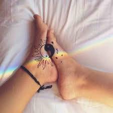 the 25 best foot tattoos ideas on pinterest ankle henna tattoo