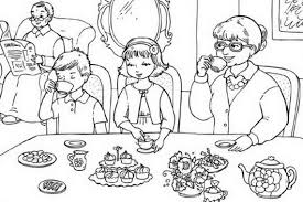 Grandparents Day Coloring Pages To Print And Color Family Coloring Pages To Print And Color