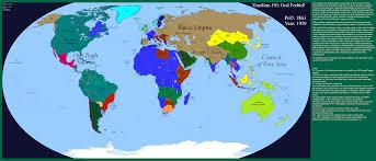 Timeline Maps Maps On Alternate History Deviantart