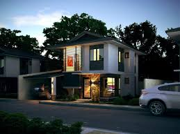 2 floor houses small modern 2 storey house photo house designs
