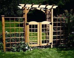 85 inwood garden arbors wood arbor plans satuska co beautiful