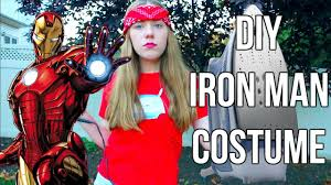 affordable last minute diy halloween costume pun iron man